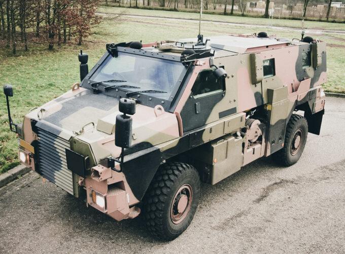 Microflown AVISA ACLOGUS Bushmaster CASTLE